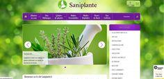 En cette nouvelle année, choisissez de vous soigner naturellement grâce à la phytothérapie ! http://www.saniplante.fr