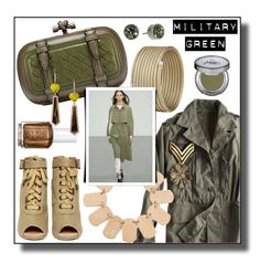 """#gogreen"" by hellodollface ❤ liked on Polyvore featuring Christian Dior, Charlotte Ronson, Urban Decay, Michael Kors and Gogreen"