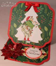 Celebrate the Season by Sinclair - Cards and Paper Crafts at Splitcoaststampers