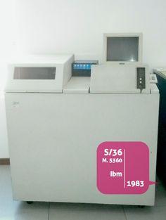 S/36-5360, Ibm, 1983.