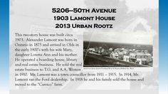 "This is ""Lamont House Vignette"" by Mountain View Museum - Olds, AB on Vimeo, the home for high quality videos and the people who love them. Boarding House, Second Story, Mountain View, Vignettes, Real Estate, Videos, Real Estates, Video Clip"