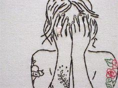 | #bordado #embroidery