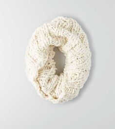 AEO Chunky Ribbed Snood - Buy One Get One 50% Off
