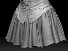 toga zbrush sculpture - Google Search