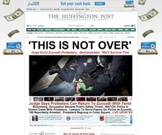 Occupy Wallstreet vs Get your money back MASHUP On Today, News Today, Your Freedom, Popular News, Someecards, A Funny, Cops, Comedy, Advertising