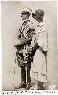 König Umberto und Königin Marie Jose von Italien   #TuscanyAgriturismoGiratola