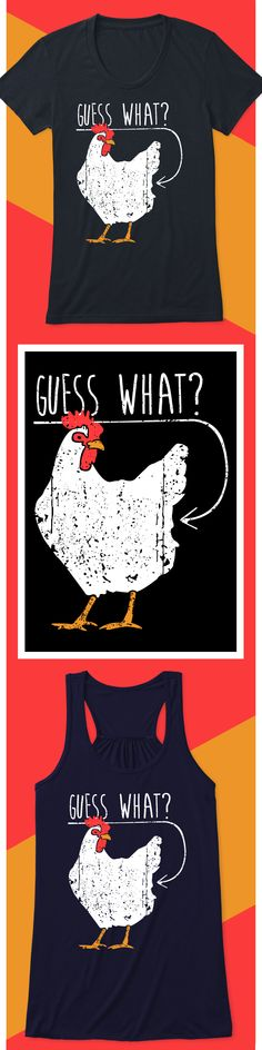 Geuss What Chicken - Limited edition. Order 2 or more for friends/family & save on shipping! Makes a great gift!