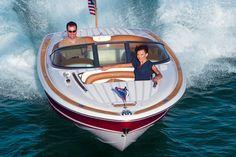 Corsair 22 Luxury Speed Boat  Chris Craft
