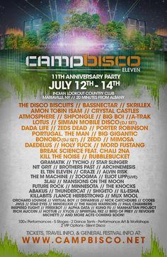 Camp Bisco 11