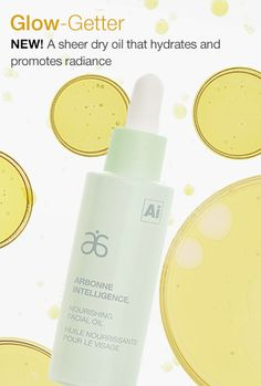 NEW Arbonne Intelligence Nourishing Facial Oil Shop @ http://luzmariaheredia.arbonne.com