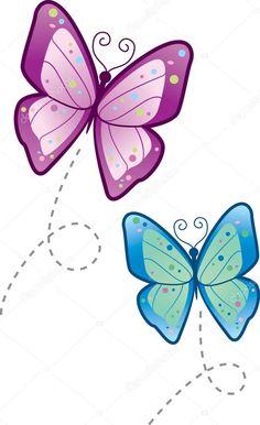 Imágenes de MARIPOSAS bonitas volando | Saberimagenes.com Butterfly, Amelia, Angeles, Mini, Jars, Home, Stone Crafts, Beautiful Creatures, Nail Manicure