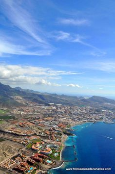 Picture of Costa Adeje and Playa De Las Americas, Tenerife Wonderful Places, Beautiful Places, July 7, Great Hotel, Canario, Boat Tours, Canary Islands, Holiday Destinations, Places To See