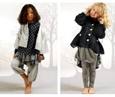 *SNEAK PREVIEW*: Paper Wings Winter 2012 Collection