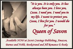Promo for Queen of Savon!