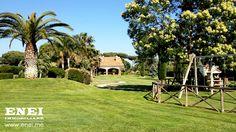 #Villa con #Giardino #Anzio: villa con giardino in vendita a Anzio di 400 mq con parco e orto botanico di 7000 mq.