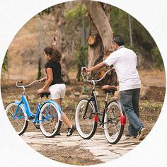 Biking tours at The