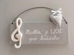 Cedulka s houslovým klíčem - Keramika Andreas® Chanel, Tote Bag, Bags, Handbags, Carry Bag, Taschen, Tote Bags, Purse, Purses