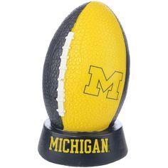 Michigan Wolverines Football Display Paperweight