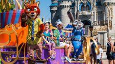 Jennifer Fickley-Baker acaba de publicar no blog oficial da Disney que os personagens do mais recente filme de animação da Disney - Zootopia (