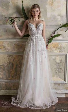 "b8a2d51a70 Limor Rosen 2019 Wedding Dresses — ""White Sparrow"" Bridal Collection"