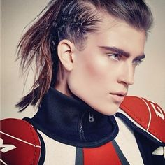 Jana Knauer (@janaknauer) | 15 Androgynous Models You Need To Follow On Instagram Right Now