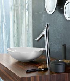 Axor Starck Organic by Hansgrohe | #design Philippe Starck #bathroom @Hansgrohe SE