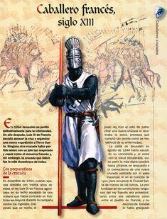 French Crusader