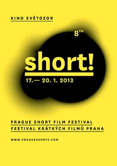 8th Prague Short Film Festival