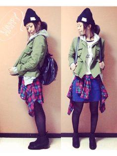 2014.11.29    my outfit☻     #Instagram yuca_hf ふぉろみー☻