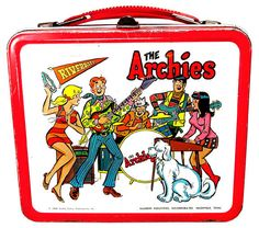 Archies Vintage 1969 Lunch Box - lunch-boxes Photo