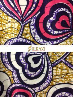 Vlisco African Fabric