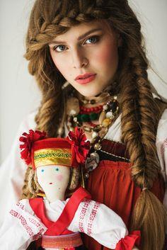 Teen tied russian models