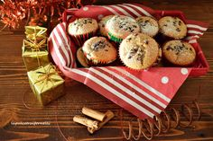 I muffin alla cannella e cioccolato sono immancabili a Natale ! Se dovessi fare una classifica personale dei dolci che adoro, diciamo pure che i muffin conquisterebbero la seconda posizione (la pr…