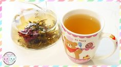 FLOWERING TEA FOR MOTHER'S DAY, MOTHER'S DAY GIFT IDEA - SUGARCODER  #floweringtea #flowertea #greentea #teabloom #bloomingtea #teaparty #teareview