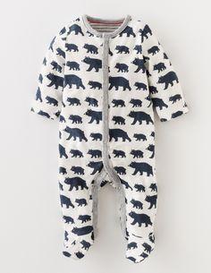 Superweicher Babyschlafanzug