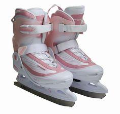 pink star on ice różowa gwiazda na lodzie