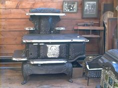 Wood Cook Stoves - Home Projects