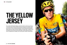 In this, the sixth in the series of Cycling Weekly's big reads, our cycling legend is Sir Bradley Wiggins.