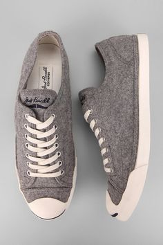 Converse Jack Purcell Wool Sneaker - Urban Outfitters