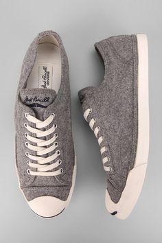 Converse Jack Purcell Wool Sneaker