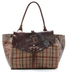 Anvil Fine Wares rewards program - earn points towards this Campomaggi italian leather handbag, as well as several other bags and wallets from one of our favorite designers!