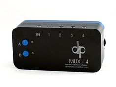 MUX-4: 4-Way Isolated Camera Splitter