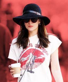 Dakota Johnson's outfit is the definition of laid-back cool