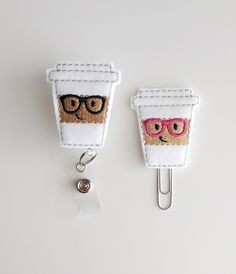 https://www.etsy.com/listing/507956607/nerdy-coffee-cup-feltie-paperclip-badge?ga_search_query=nerdy
