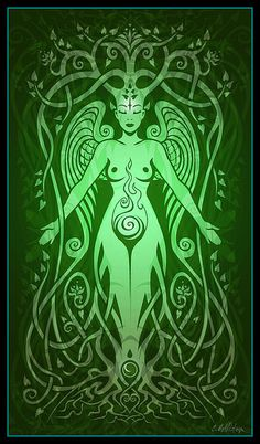 Divine Life Digital Art - Divine Life Fine Art Print by artist Cristina McAllister I found Christina on Fine Art America - she has an entire series of Goddesses in a similar style with different colors. She does beautiful work. Sacred Feminine, Divine Feminine, Life Poster, Pagan Art, Goddess Art, Celtic Goddess, Illustration, Gods And Goddesses, Book Of Shadows