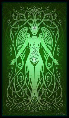 Divine Life by Cristina McAllister - Divine Life Digital Art - Divine Life Fine Art Prints and Posters for Sale