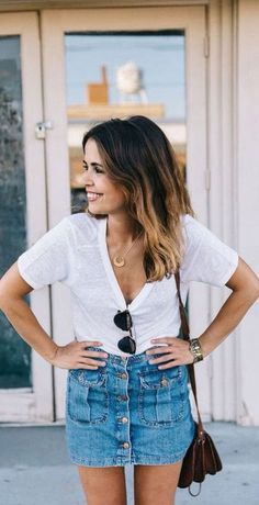 Cute Outfits Ideas To Wear During Spring 40