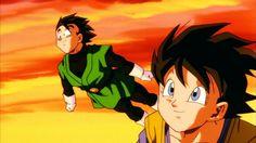 Gohan and Videl - Dragon Ball Z The Fusion reborn Videl Dbz, Dbz Gohan, Son Goku, Gatomon, Dragon Ball Z Shirt, Korrasami, Sailor Jupiter, Special Characters, Anime