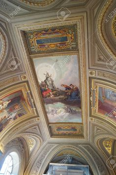 http://www.123rf.com/photo_37080011_ceiling-in-a-corridor-of-the-vatican-museums-rome-italy.html