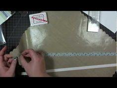 Tutorial. Como hacer washi tape casero